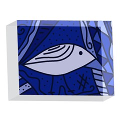 Blue bird 5 x 7  Acrylic Photo Blocks
