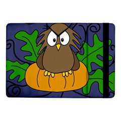 Halloween owl and pumpkin Samsung Galaxy Tab Pro 10.1  Flip Case