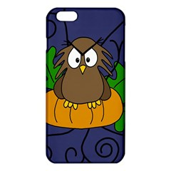 Halloween owl and pumpkin iPhone 6 Plus/6S Plus TPU Case