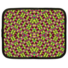 Planet Light Netbook Case (large)