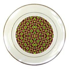 Planet Light Porcelain Plates