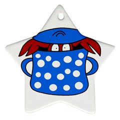 Cooking lobster Ornament (Star)