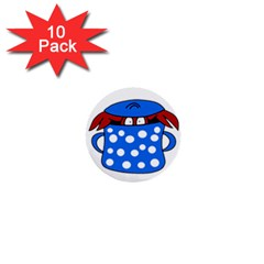Cooking lobster 1  Mini Buttons (10 pack)