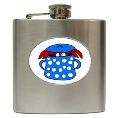 Cooking lobster Hip Flask (6 oz)