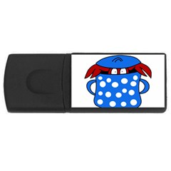 Cooking lobster USB Flash Drive Rectangular (1 GB)