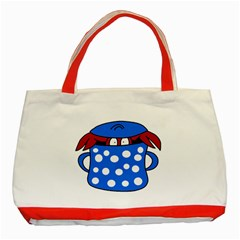 Cooking lobster Classic Tote Bag (Red)