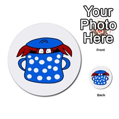 Cooking Lobster Multi Purpose Cards (round)