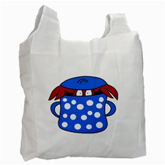 Cooking lobster Recycle Bag (Two Side)