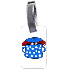 Cooking lobster Luggage Tags (One Side)