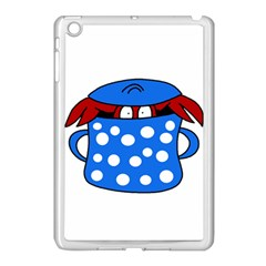 Cooking lobster Apple iPad Mini Case (White)