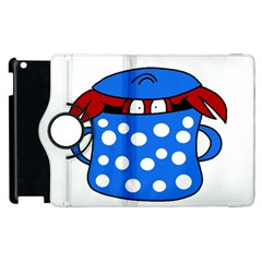 Cooking lobster Apple iPad 2 Flip 360 Case