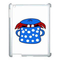 Cooking lobster Apple iPad 3/4 Case (White)