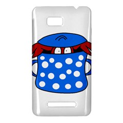 Cooking lobster HTC One SU T528W Hardshell Case