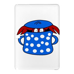 Cooking lobster Samsung Galaxy Tab Pro 10.1 Hardshell Case