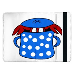 Cooking lobster Samsung Galaxy Tab Pro 12.2  Flip Case