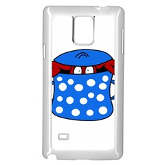 Cooking lobster Samsung Galaxy Note 4 Case (White)