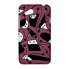 Playful abstraction HTC Desire VC (T328D) Hardshell Case