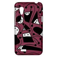 Playful abstraction HTC Desire VT (T328T) Hardshell Case