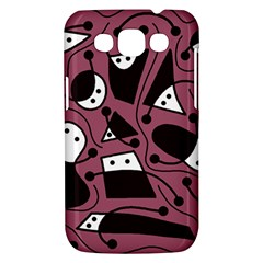 Playful abstraction Samsung Galaxy Win I8550 Hardshell Case