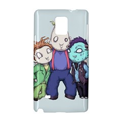 Fred, Sloth, Maurice  Samsung Galaxy Note 4 Hardshell Case
