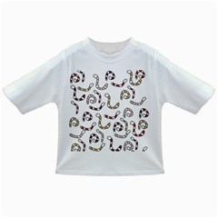 Cute worms Infant/Toddler T-Shirts