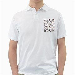 Cute worms Golf Shirts