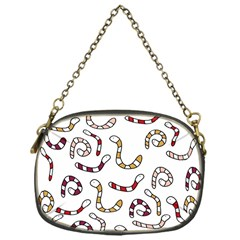 Cute worms Chain Purses (One Side)