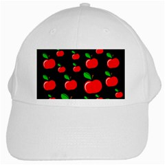 Red apples  White Cap