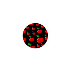Red apples  1  Mini Buttons