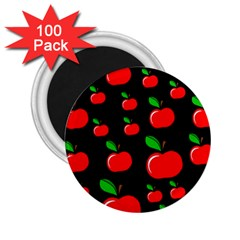 Red apples  2.25  Magnets (100 pack)