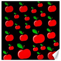 Red apples  Canvas 20  x 20