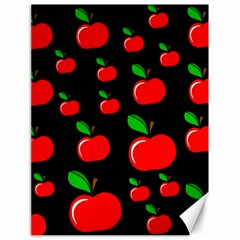 Red apples  Canvas 18  x 24