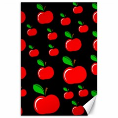 Red apples  Canvas 24  x 36