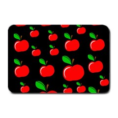 Red apples  Plate Mats
