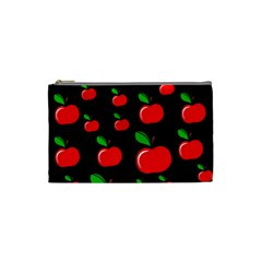 Red apples  Cosmetic Bag (Small)