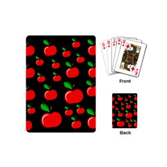 Red apples  Playing Cards (Mini)