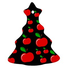 Red apples  Ornament (Christmas Tree)