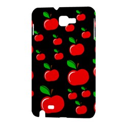 Red apples  Samsung Galaxy Note 1 Hardshell Case