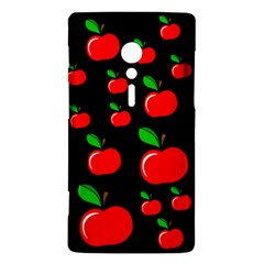 Red apples  Sony Xperia ion