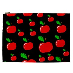 Red apples  Cosmetic Bag (XXL)