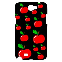Red apples  Samsung Galaxy Note 2 Hardshell Case