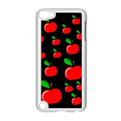 Red apples  Apple iPod Touch 5 Case (White)