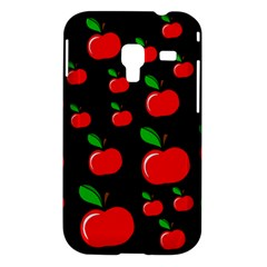 Red apples  Samsung Galaxy Ace Plus S7500 Hardshell Case