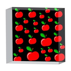 Red apples  5  x 5  Acrylic Photo Blocks