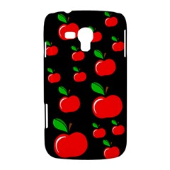 Red apples  Samsung Galaxy Duos I8262 Hardshell Case