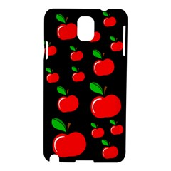 Red apples  Samsung Galaxy Note 3 N9005 Hardshell Case