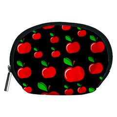 Red apples  Accessory Pouches (Medium)