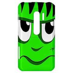 Halloween Frankenstein - Green HTC Evo 3D Hardshell Case