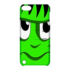 Halloween Frankenstein - Green Apple iPod Touch 5 Hardshell Case with Stand