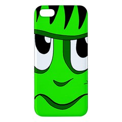 Halloween Frankenstein - Green Apple iPhone 5 Premium Hardshell Case